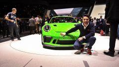 Nuova Porsche 911 GT3 RS: in video dal Salone di Ginevra 2018 - Immagine: 1