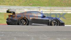 """Nuova Porsche 911 GT3 RS, al 'Ring in formato """"beast mode"""". Le foto spia - Immagine: 4"""