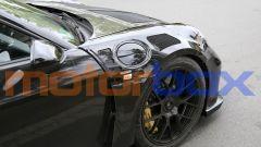 Nuova Porsche 911 GT3 RS: il misterioso tappo anteriore