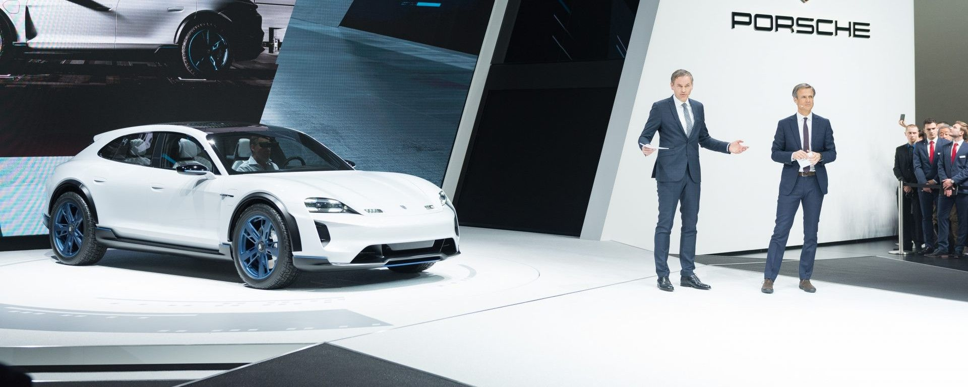 Nuova Porsche 911 GT3 RS, Live Salone di Ginevra 2018