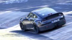 Avvistamenti al Ring: oggi tocca alla nuova 911 GT3 2019 - Immagine: 9