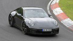 Porsche: avvistata la nuova 911 al Ring. Ecco il video - Immagine: 4