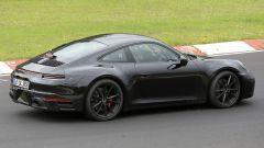 Porsche: avvistata la nuova 911 al Ring. Ecco il video - Immagine: 8