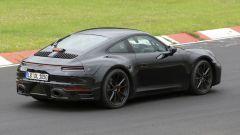 Porsche: avvistata la nuova 911 al Ring. Ecco il video - Immagine: 9