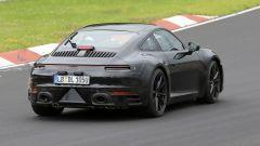 Porsche: avvistata la nuova 911 al Ring. Ecco il video - Immagine: 10