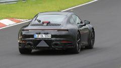 Porsche: avvistata la nuova 911 al Ring. Ecco il video - Immagine: 11