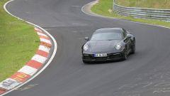 Porsche: avvistata la nuova 911 al Ring. Ecco il video - Immagine: 12