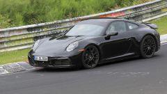 Porsche: avvistata la nuova 911 al Ring. Ecco il video - Immagine: 1