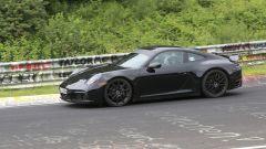 Porsche: avvistata la nuova 911 al Ring. Ecco il video - Immagine: 14