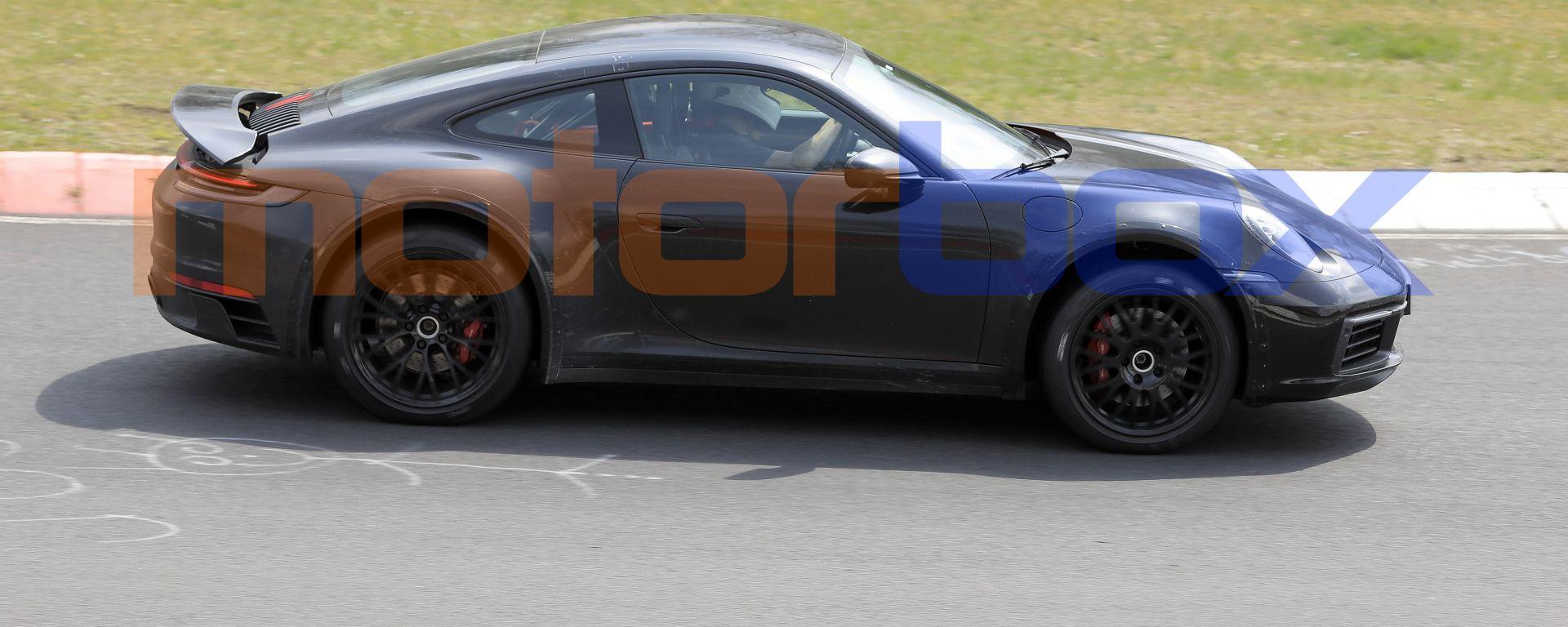 Nuova Porsche 911 Safari: da Zuffenhausen una sportiva in stile corssover