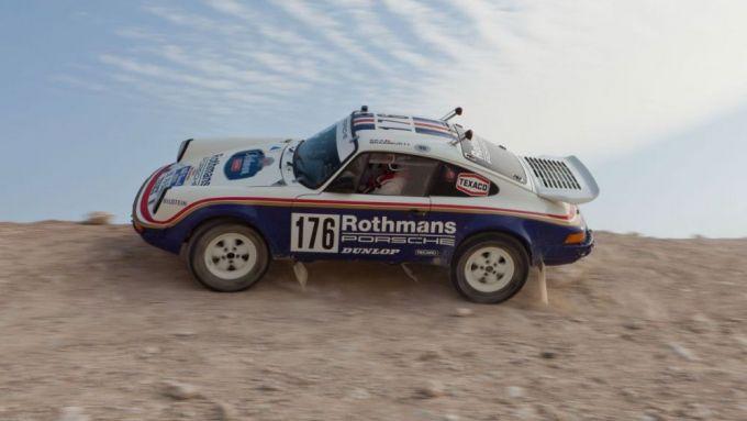 Nuova Porsche 911 Safari: dal passato l'ispirazione per il futuro