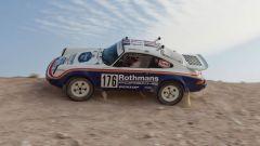 Nuova Porsche 911 Safari: la 911 vinse la Parigi-Dakar 1984 con Jacky Ickx al volante