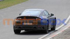 Nuova Porsche 911 Safari: potrebbe far debuttare il motore ibrido
