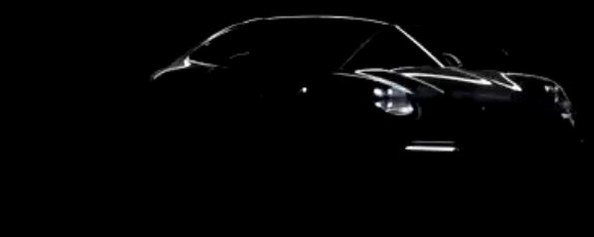 Nuova Porsche 911, video teaser aspettando Los Angeles
