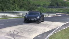 Nuova Porsche 911 Speedster: avvistata per strada - Immagine: 6