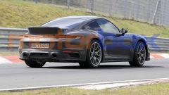 Nuova Porsche 911 Sport Classic: monterà cerchi con bloccaggio monodado