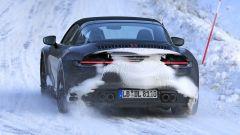 Nuova Porsche 911 targa 2020: avrà trazione posteriore e integrale