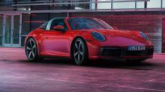 Nuova Porsche 911 Targa 4 992