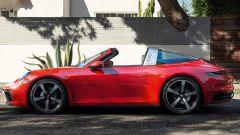Nuova Porsche 911 Targa 4