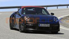 Nuova Porsche 911 Turbo Cabrio 2020: la capote è chiusa