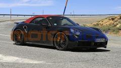Nuova Porsche 911 Turbo Cabrio 2020