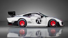 Nuova Porsche 935: la Moby Dick in video dal Circuito di Monza - Immagine: 7