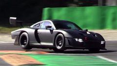 Nuova Porsche 935: la Moby Dick in video dal Circuito di Monza - Immagine: 12
