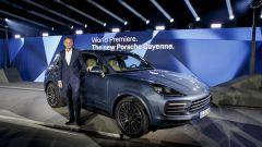 Nuova Porsche Cayenne 2018: ecco cosa cambia nella terza serie - Immagine: 1