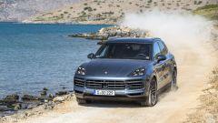 Nuova Porsche Cayenne 2018: la video-prova - Immagine: 15