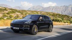 Nuova Porsche Cayenne 2018: la video-prova - Immagine: 18