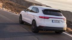 Nuova Porsche Cayenne 2018: la video-prova - Immagine: 2