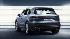 Nuova Porsche Cayenne 2018: ecco cosa cambia nella terza serie - Immagine: 21