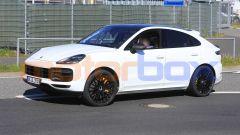Nuova Porsche Cayenne Coupé GTS