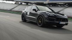 Porsche Cayenne Coupé Turbo S: in video, la prova di Walter Röhrl
