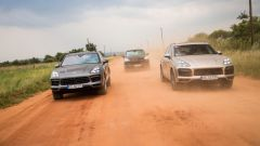 Porsche Cayenne E-Hybrid: quasi pronto l'ibrido plug-in - Immagine: 4