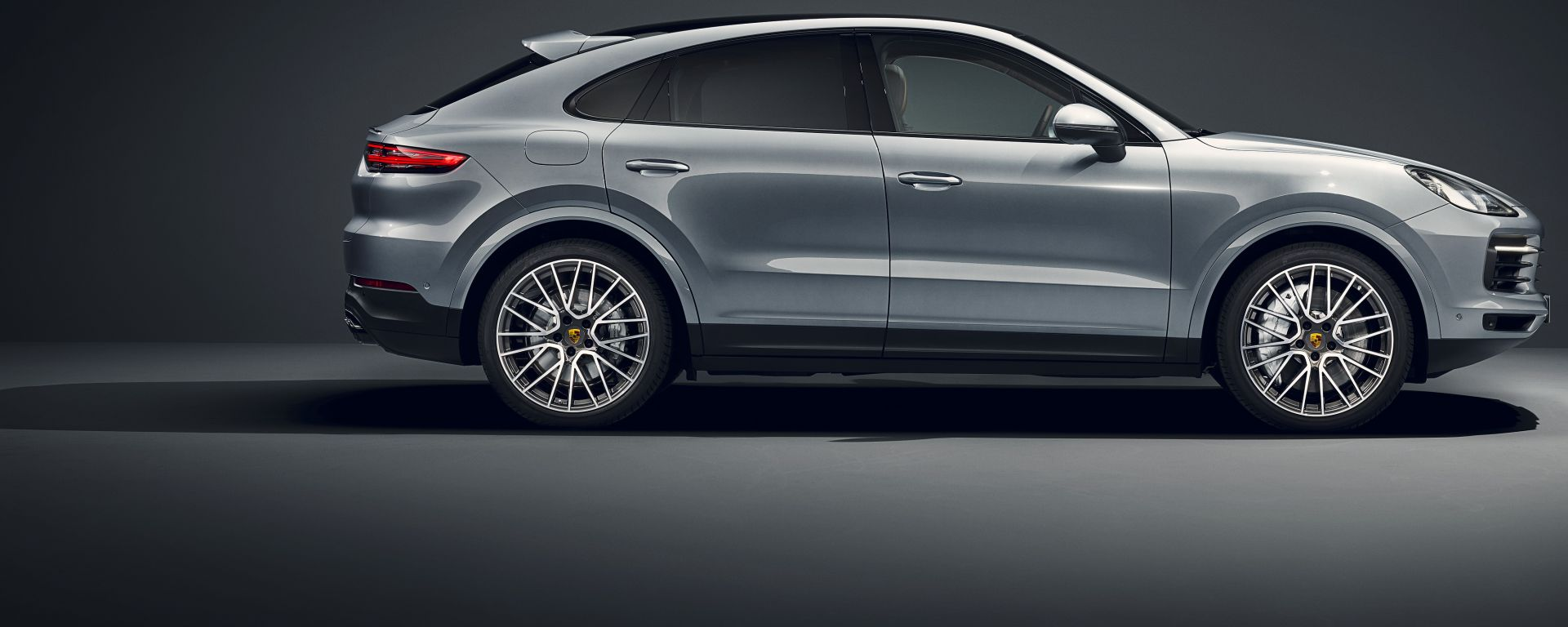 Nuova Porsche Cayenne S Coupé