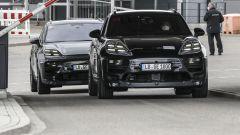 Nuova Porsche Macan 100% elettrica: l'arrivo è previsto nel 2023