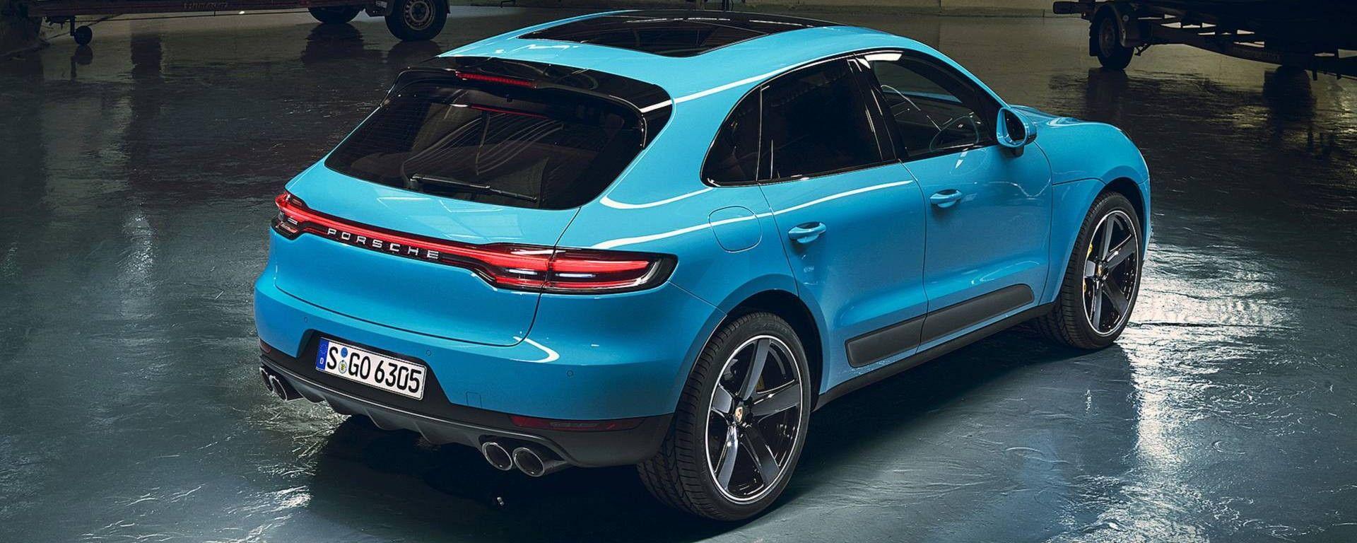 Nuova Porsche Macan 2019 Motori Interni Prezzo Uscita