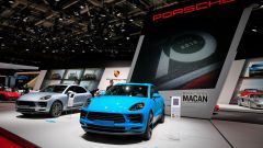 Nuova Porsche Macan 2019 in video da Parigi 2018 - Immagine: 1