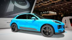 Nuova Porsche Macan 2019 in video da Parigi 2018 - Immagine: 8