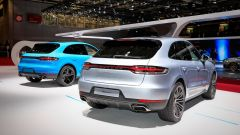 Nuova Porsche Macan 2019 in video da Parigi 2018 - Immagine: 14