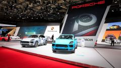 Nuova Porsche Macan 2019 in video da Parigi 2018 - Immagine: 25