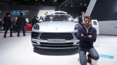 Nuova Porsche Macan 2019 in video da Parigi 2018 - Immagine: 3