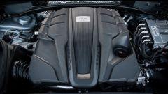 Nuova Porsche Macan elettrica: motori a benzina ancora in vendita fino al 2024. Il V6 di 2,9 litri