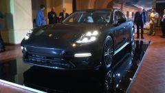 Nuova Porsche Panamera 2017, i nuovi fari Led Matrix