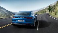 Nuova Porsche Panamera 2017 - La coda della 4S V6 2.9 da 440 cavalli