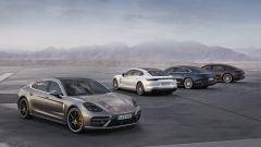 Nuova Porsche Panamera 2017 - la famiglia al completo, dalla Turbo alla 4S, diesel e benzina, alla E-Hybrid