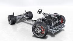 Nuova Porsche Panamera 2017 - L'autotelaio è stato rivisto