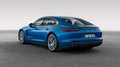 Nuova Porsche Panamera 2017: dati, versioni e foto ufficiali - Immagine: 4