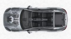 Nuova Porsche Panamera 2017 - phantom view